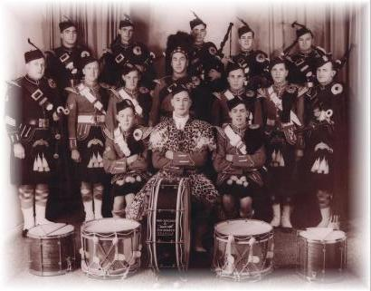 1948 Band Photo